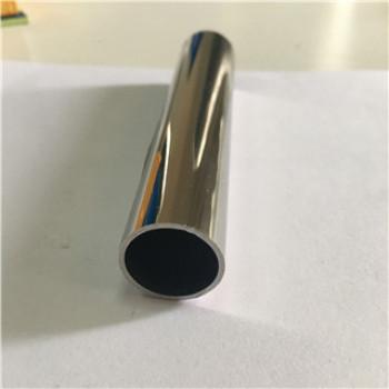 Foshan 304 2-дюймовая нержавеющая сталь сварная труба