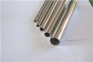 El espejo superventas 2017 pulió la tubería de acero inoxidable de 8 pulgadas