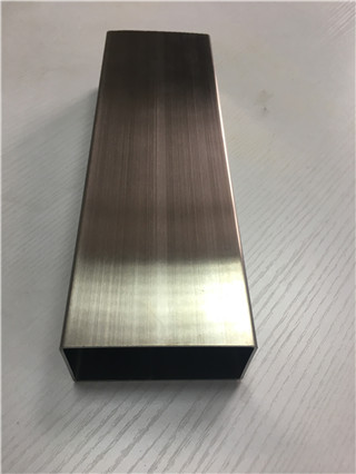 Súper excelente artesanía tubería soldada de acero inoxidable