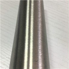 Foshan Mill 304 Satin Hair Line Tubo de acero inoxidable