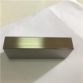 Опытный завод ASTM A554 304 Труба из нержавеющей стали