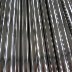 Mirror Polished 304 Stainless Steel Pipe