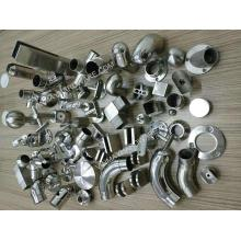 A wide range of high quallity stainless steel fitting componets.