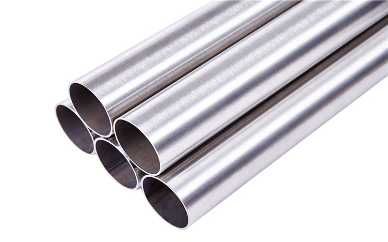 stainless steel satin polishing tube