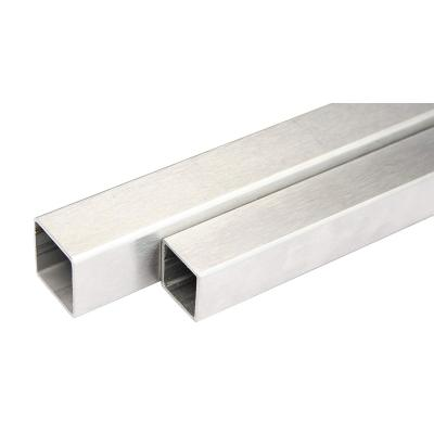 316  Square Stainless Steel Pipe with Low Price