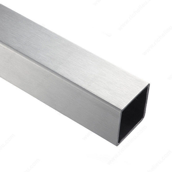 ASTM A554 304 50X50MM Stainless Steel Pipe