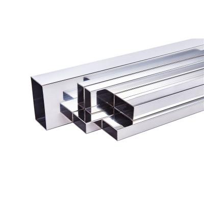 201 Rectangular Stainless Steel Welded Pipe