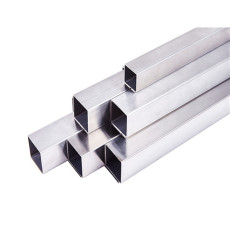 201 Rectangular Stainless Steel Pipe with ISO Certification