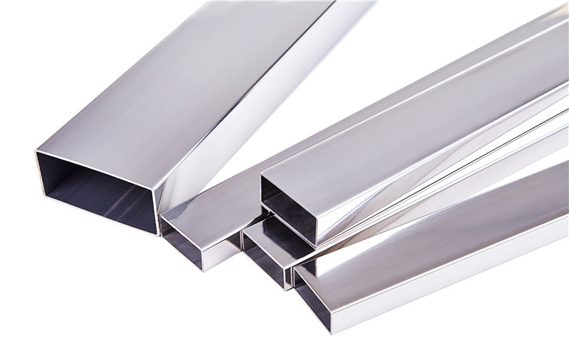 stainless steel satin polishing tube