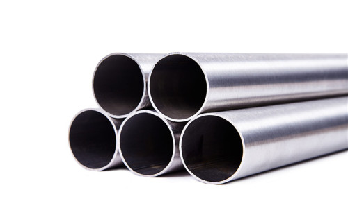 Hotsales Grade 304 Brushed Stainless Steel Round Tube