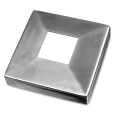 304 Mirror Finish Square Cover