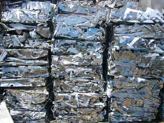 stainless steel tube recycle