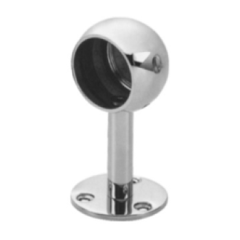 handrail straight support end