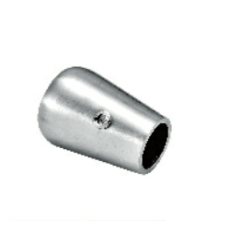 304 316L Tube End Cap with ISO Certification