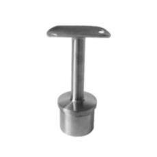 Foshan Stainless Steel Fittings  Handrail Saddle Adjustable