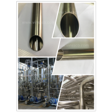 Vinmay provide high quality stainless steel sanitary tube for food industry.