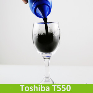 compatible Toshiba T550 toner powder