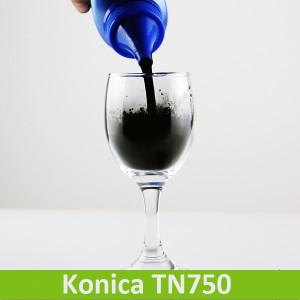 Universal Konica TN750  toner powder