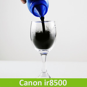 Compatible canon ir8500 toner powder