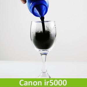 Universal canon ir5000 toner powder