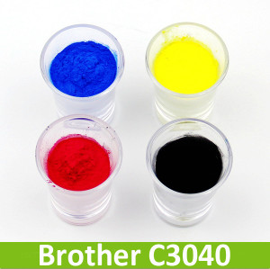 Compatible color toner for Brother C3040 toner