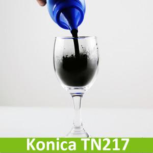 compatible Konica TN217  toner powder