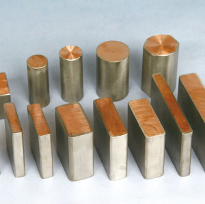 Sample:Titanium clad Copper