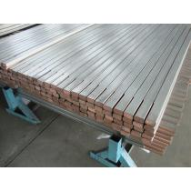 Stainless steel clad Copper busbar