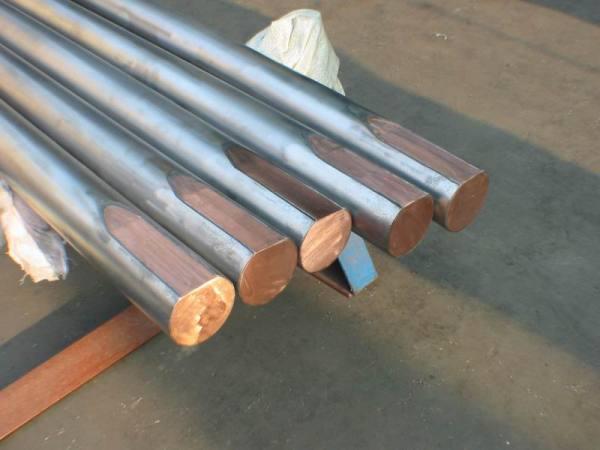 双层金属复合材料—镍包铜,钽包铜,钛包铝等