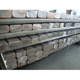 De titanio de cobre de acero de tres capas de compuestos de metal