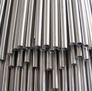 Titanium ,Zirconium, Nickel and other metal tubes