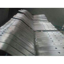 Titanium clad Copper processing formed parts