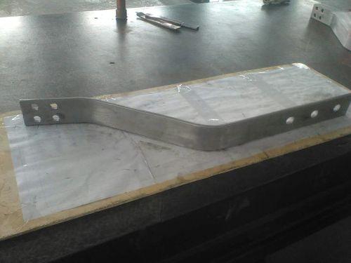 双层金属复合材料—钛包铜加工成型件