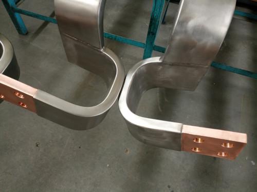 双层金属复合材料—钛包铜多孔成型焊件