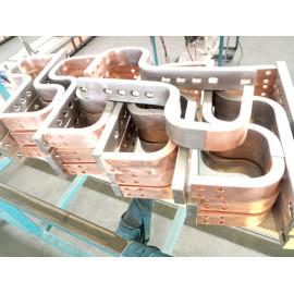 雙層金屬復合材料—鈦包銅多孔成型焊件