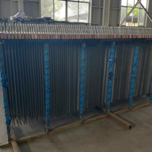 钛阴极用于电解铜