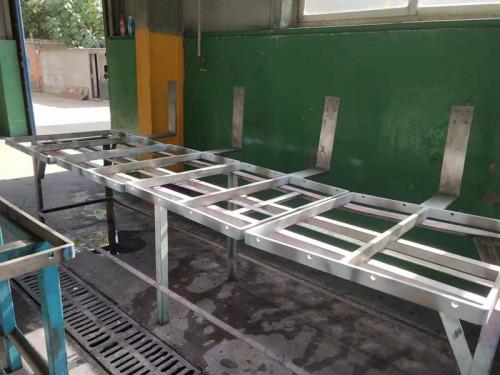 双层金属复合材料—钛包铜组合焊接成型件