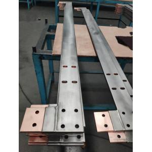 双层金属复合材料—钛包铜焊接成型多孔件
