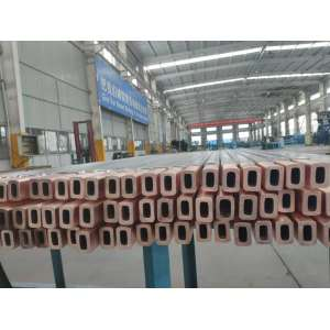 Stainless steel clad Copper tube busbar