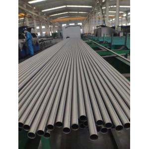 ASTM B338钛无缝管