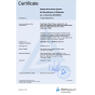 Titanium Pipe material PED Quality Certification Certificate