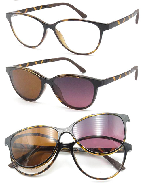 Multi functional soft ultem optical frame and sunglasses with polarized lens