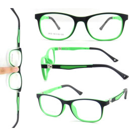 Flexible Quality TR90 Anti Blue Light Glasses Optical Frames for Kids
