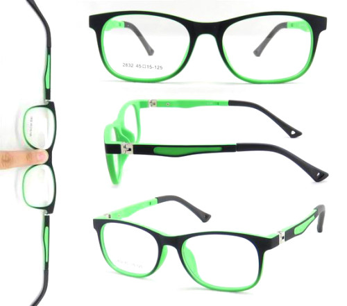 Hot Selling Flexible TR90 Anti Blue Light Glasses Optical Frames for Kids