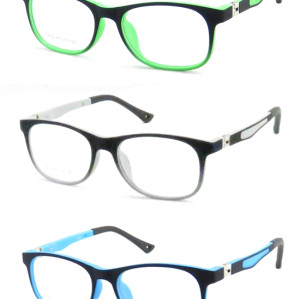 Hot Selling Flexible TR90 Anti Blue Light Glasses Optical Frames for Kids