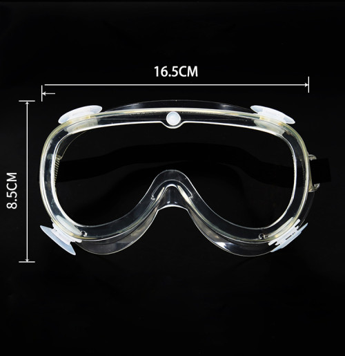 Surgical Anti Saliva Anti Fog Protective Safety Goggles with Ce Certificate