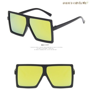 Kids Eyewear Boys Girls Small Size Square UV400 Kids Shades Sunglasses for Children
