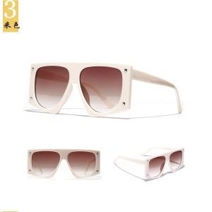 Fashion Womens Designer Cheap Wholesale Ladies Oversize Sunglasses