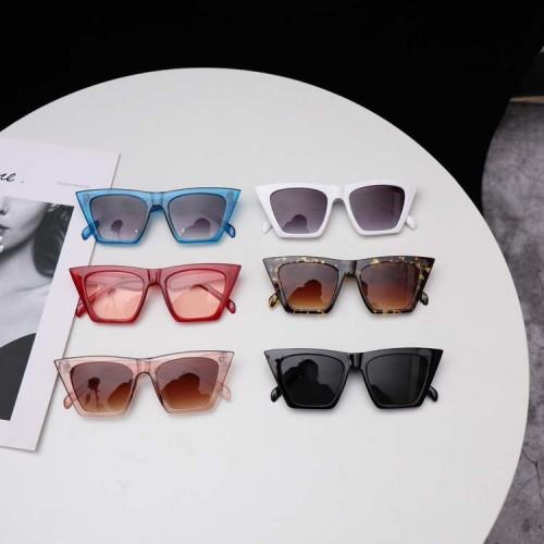 2020 Hot Sale Sunglasses Women Fashion Oversized Vintage Retro Sunglasses