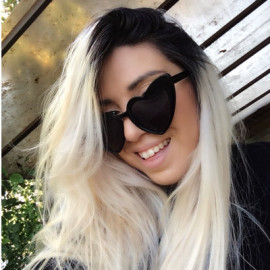 Wholesale 2020 Fashion Womens Heart Shape Sunglasses